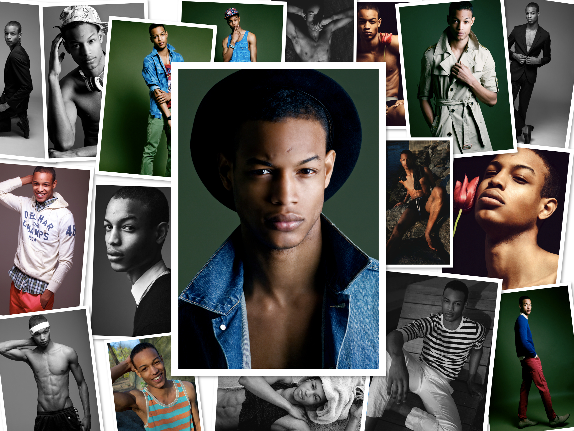Congratulations to conrad bromfield placed with ford for Ford models new york