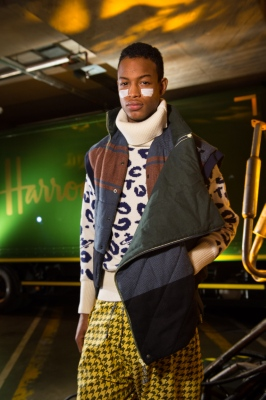 Vivienne Westwood Man: Presentation - London Collections: MEN AW13