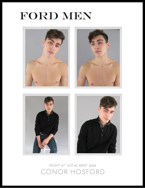 CONOR FORD MODELS...